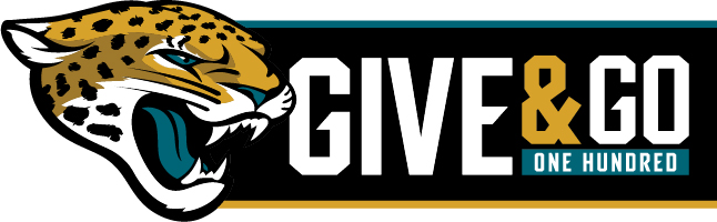 Jaguars give and go