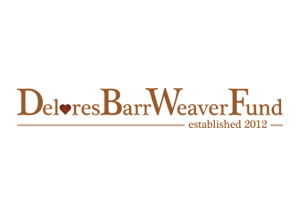 delores barr weaver fund logo